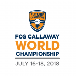 2018 Course Line Up for FCG Callaway World Championship