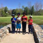 4.8: Kids Tour at Reidy Creek