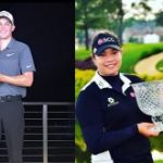 PGA and LPGA Tour Champions this weekend are former FCG Tour Winners / Alumni