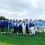Team FCG wins the North South Team Cup Matches at Mission Hills