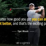 Great Quotes from Tiger Woods – Get Your Weekend Motivation Here