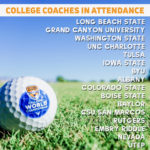 Play Golf in Front of College Golf Coaches on the FCG Tour