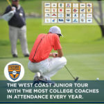 9/24:  You want to play College Golf?  Play the FCG Tour and Maximize Your Exposure to College Coaches
