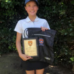 9/30: UnderPar Performance of September Award Goes to Una Chou (Girls) and Jinuk Choi (Boys)