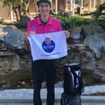 12/31: Shea Lague from Jamul, CA wins 13th Annual FCG National Championship for Boys 15-18 Division (180 Players)