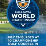 2/4:  Qualify, Apply, Register for the 2020 FCG Callaway World Junior Golf Championship